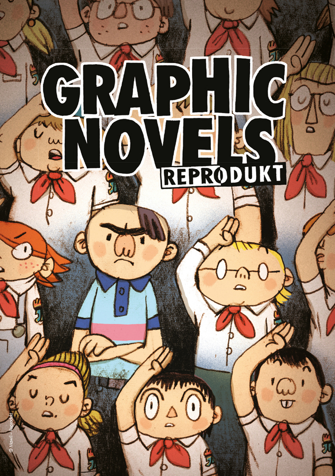Katalog Graphic Novels 2014
