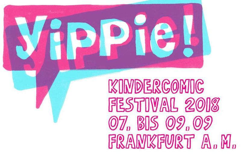 Yippie! Kindercomic-Festival